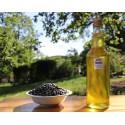 Olej słonecznikowy 500 ml. Tłoczony na zimno.