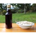 Olej z pestek dyni 200 ml. Tłoczony na zimno.